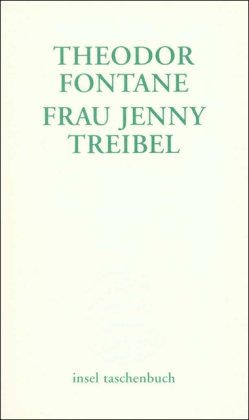 9783458346524: Frau Jenny Treibel: Oder: 'Wo sich Herz zum Herzen findt'