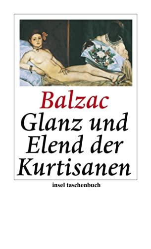 9783458346838: Glanz und Elend der Kurtisanen