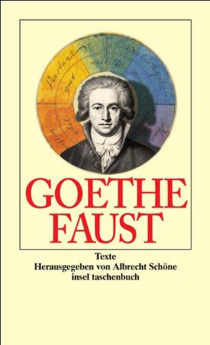 9783458347002: Faust: Text und Kommentar
