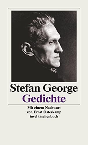 9783458347781 Gedichte Abebooks Stefan George Ernst