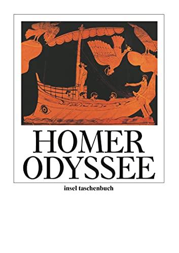 9783458348214: Odyssee
