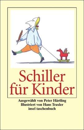 9783458349334: Schiller für Kinder