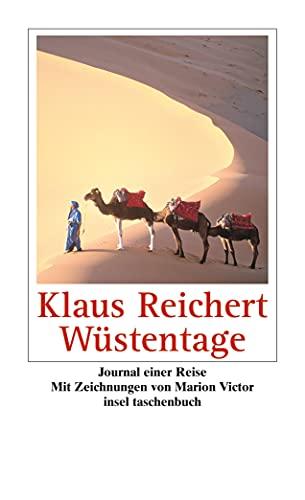 9783458349921: W�stentage: Journal einer Reise