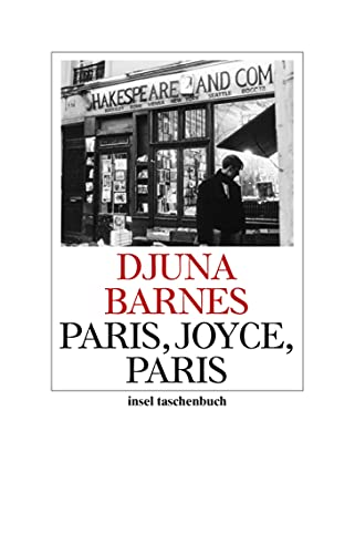 9783458349945: Paris, Joyce, Paris