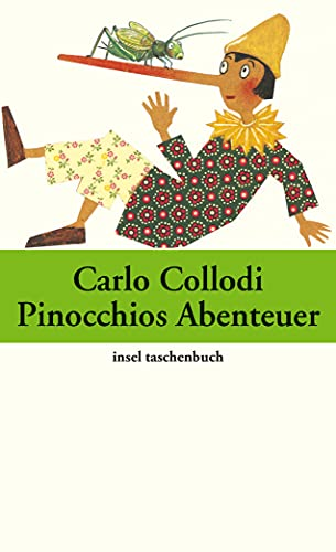9783458351375: Pinocchios Abenteuer: Die Geschichte einer Holzpuppe