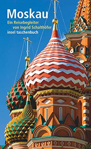 9783458351542: Moskau: Ein Reisebegleiter
