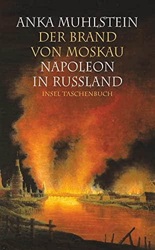9783458351689: Der Brand von Moskau