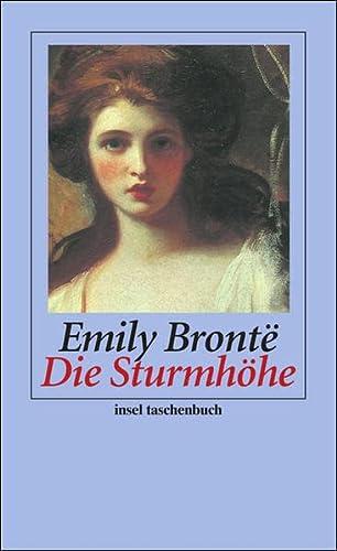 Die Sturmhöhe: Bronte, Emily
