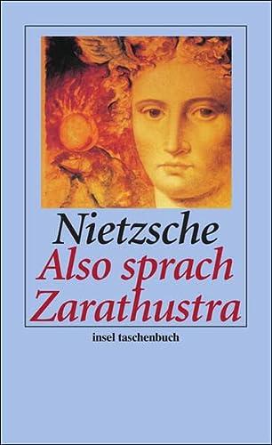 9783458352112: Also sprach Zarathustra