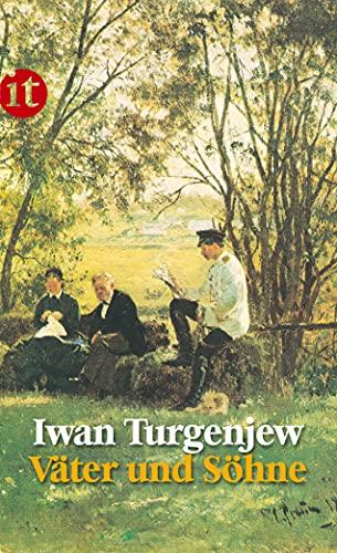 Vater und Sohne (German Edition): Turgenev, Ivan
