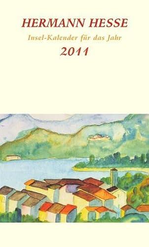 Insel-Kalender für das Jahr 2011: Hesse, Hermann