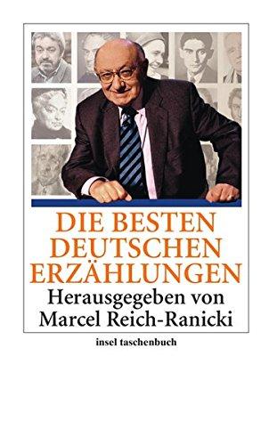 9783458353324: Die besten deutschen Erzählungen