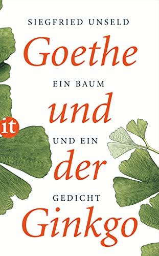 9783458357520 Goethe Und Der Ginkgo Ein Baum Und Ein