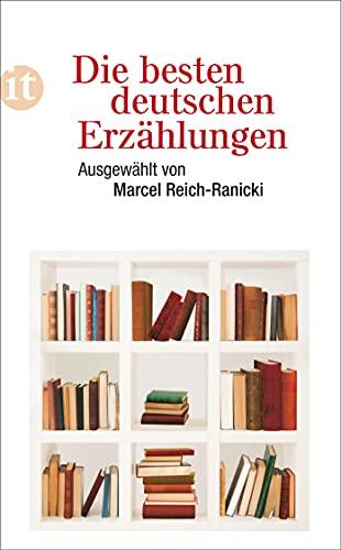 9783458358855: Die besten deutschen Erzählungen