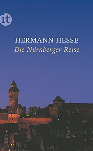 9783458359791: Die Nürnberger Reise