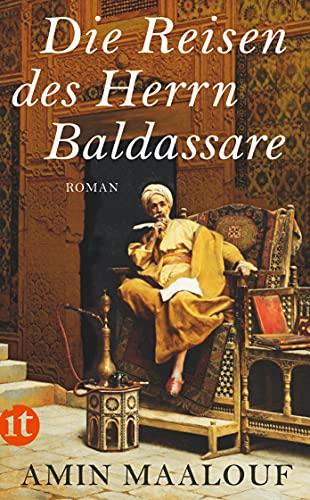 9783458360056: Die Reisen des Herrn Baldassare