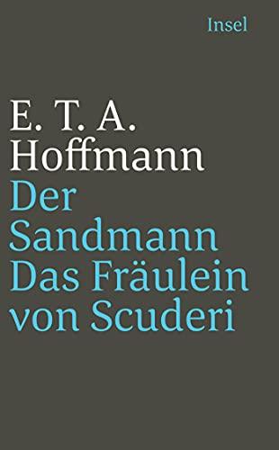 9783458362098: Der Sandmann / Das Fräulein von Scuderi