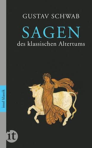 9783458362135: Sagen des klassischen Altertums