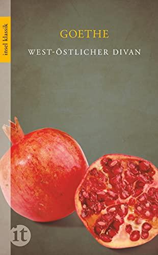 9783458362340: West-östlicher Divan