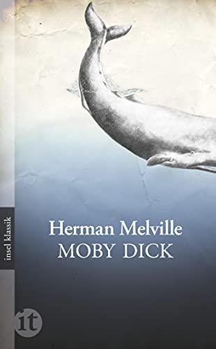 Moby Dick: Roman (insel taschenbuch): Melville, Herman