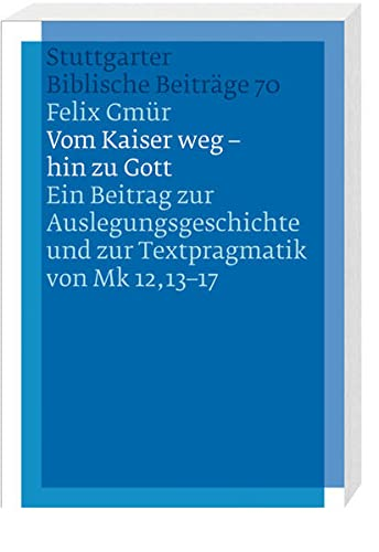 Vom Kaiser weg - hin zu Gott: Felix Gmür