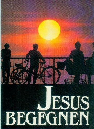 9783460199330: Jesus begegnen. Bibel im Jahr '93