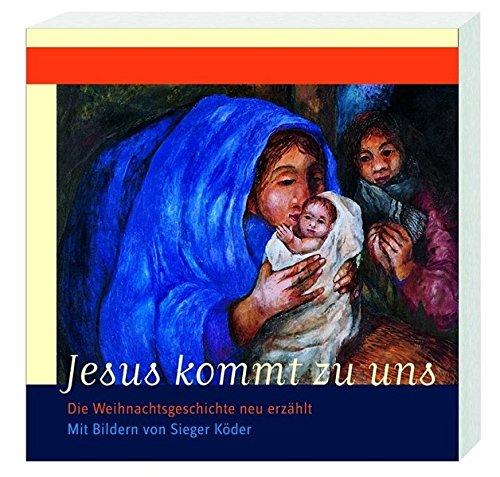 9783460242517: Jesus kommt zu uns