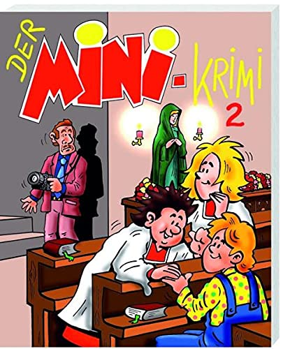 Der Mini-Krimi 2: Sigg, Stephan