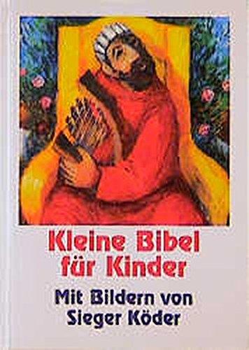 9783460280229: Kleine Bibel f�r Kinder