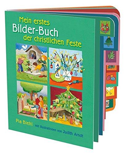 9783460281080: Mein erstes Bilder-Buch der christlichen Feste