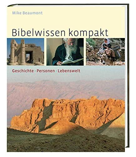 9783460302181: Bibelwissen kompakt