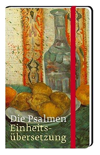 9783460319370: Die Psalmen: Einheits�bersetzung, Taschenausgabe mit einem Einbandmotiv von Vincent van Gogh