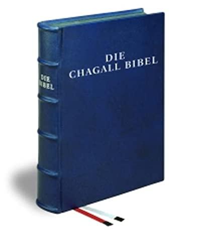 9783460319684: Bibelausgaben, Die große Chagall Bibel