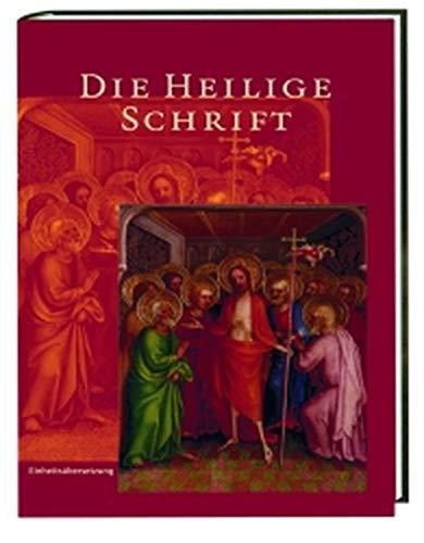 9783460320529: Bibelausgaben, Die Bibel, Einheitsübersetzung der Heiligen Schrift, Großdruck