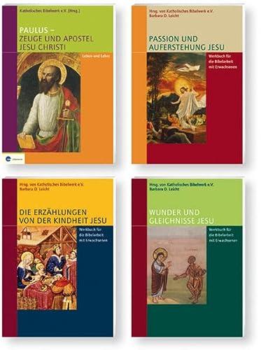 9783460326286: Grundkurs Bibel: Paket Kindheit, Wunder, Passion, Paulus