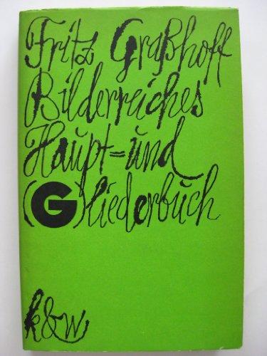 Bilderreiches Haupt- und (G)liederbuch. Fritz Grasshoff: Graßhoff, Fritz: