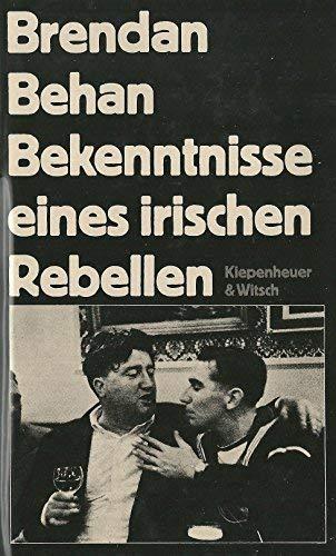 9783462012835: Bekenntnisse eines irischen Rebellen (German Edition)