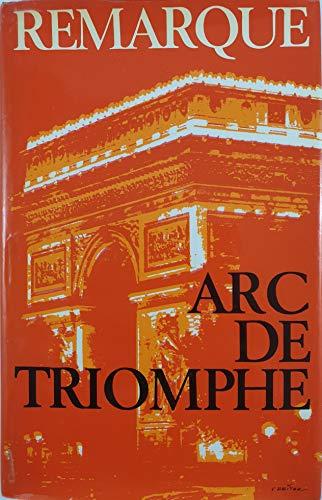 9783462016963: Arc de Triomphe