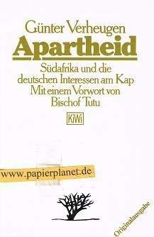 9783462018004: Apartheid: S