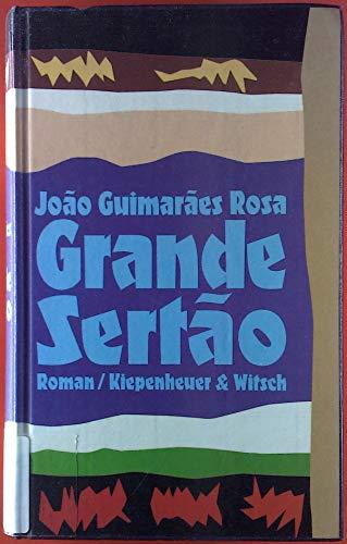 Grande Sertao: Roman (German Edition): Rosa, Joao Guimaraes