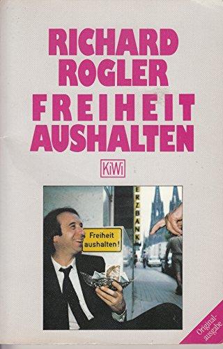 9783462019216: Freiheit aushalten (KiWi) (German Edition)