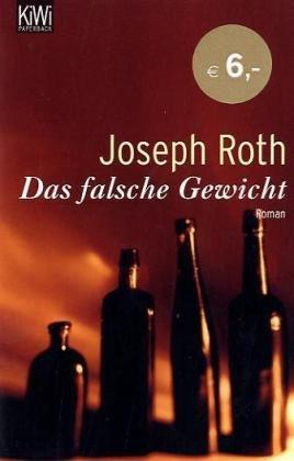9783462020519: Das Falsche Gewicht (German Edition)