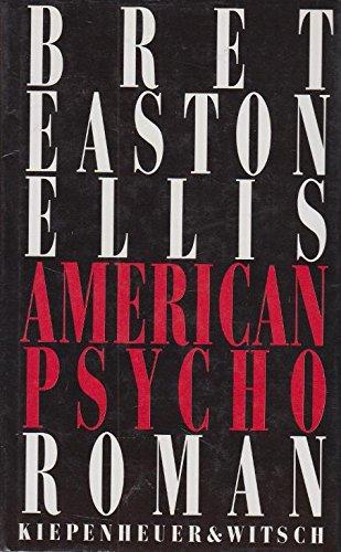 9783462021578: American Psycho