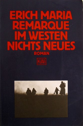 9783462023039 Im Westen Nichts Neues Abebooks Erich