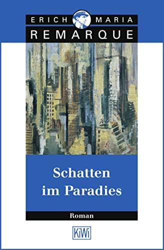 9783462026870: Schatten im Paradies.