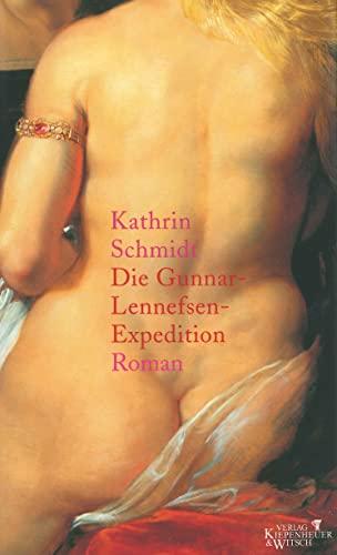 9783462027426: Die Gunnar-Lennefsen-Expedition: Roman (German Edition)