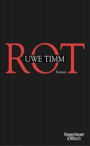 9783462030235: Rot: Roman (German Edition)