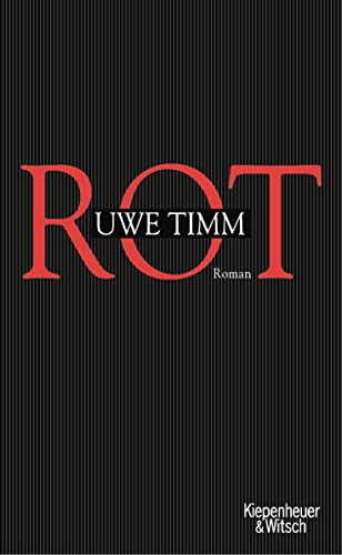 9783462030235: Rot: Roman (German Edition)