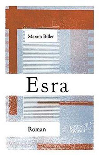 Beispielbild für Esra. Roman. zum Verkauf von Bührnheims Literatursalon GmbH