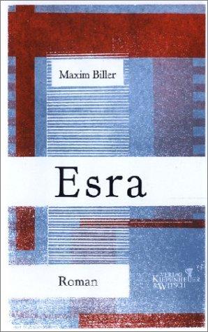 Beispielbild für Esra zum Verkauf von Antiquariat Armebooks